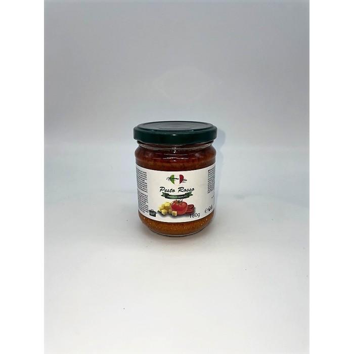 pesto rosso premium quality mamma mia italia